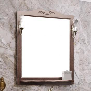 Мебель для ванной Клио 75 Орех антикварный Opadiris-13297