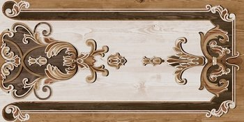 Гранд Вуд декорированный обрезной-5656