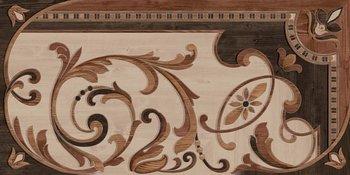 Гранд Вуд декорированный правый обрезной-5654