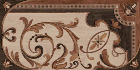 Гранд Вуд декорированный правый обрезной - главное фото