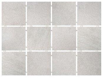 Караоке серый, полотно 30х40 из 12 частей 9,9х9,9-7325
