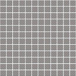 Кастелло орнамент серый