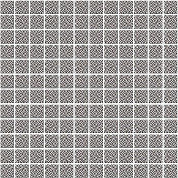 Кастелло орнамент серый-6348