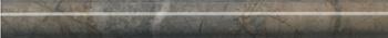Бордюр Театро коричневый обрезной-17692
