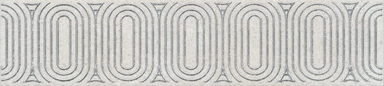 Бордюр Безана серый светлый обрезной - главное фото