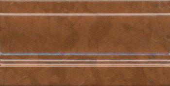 Плинтус Стемма коричневый-17827