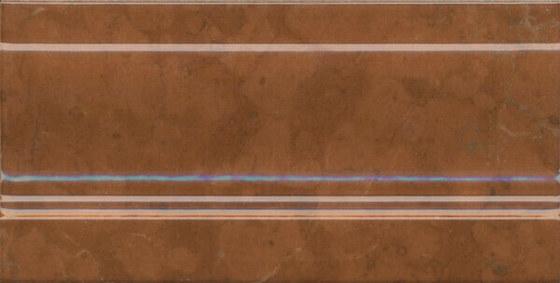 Плинтус Стемма коричневый - главное фото