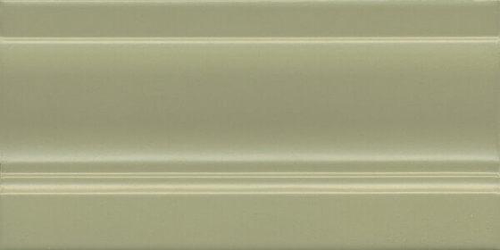 Плинтус Турати зеленый светлый - главное фото