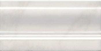 Плинтус Висконти белый-17785