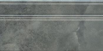 Плинтус Джардини серый темный-17667