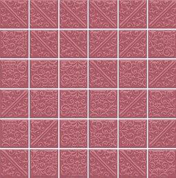 Ла-Виллет розовый темный