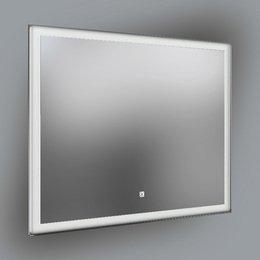 Панель с зеркалом (LED) 100x80см, 80*100