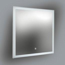 Панель с зеркалом (LED) 80x80