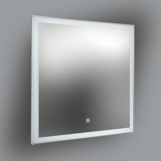Панель с зеркалом (LED) 80x80 - главное фото