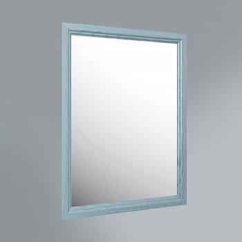 Панель с зеркалом Provence, 60 см синий-9187