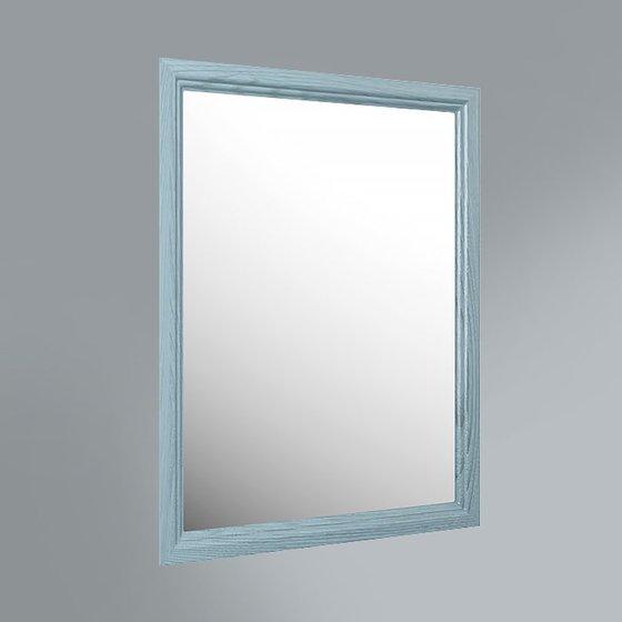 Панель с зеркалом Provence, 60 см синий - главное фото