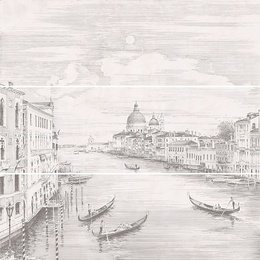 Панно Город на воде Venice