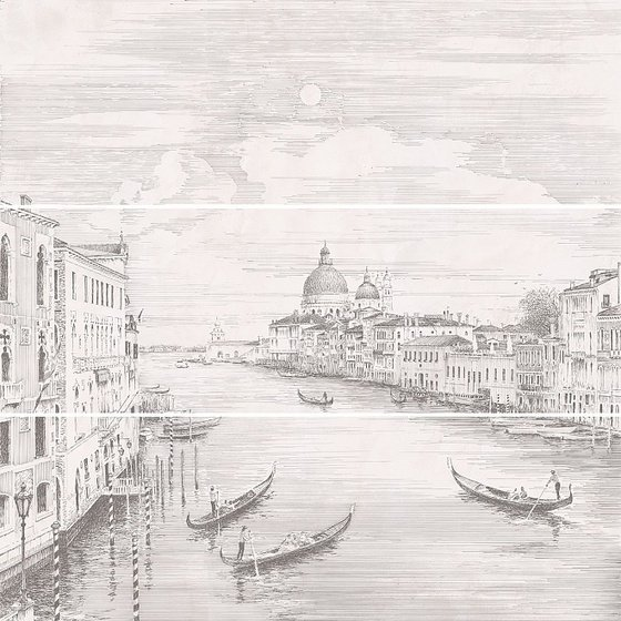 Панно Город на воде Venice - главное фото
