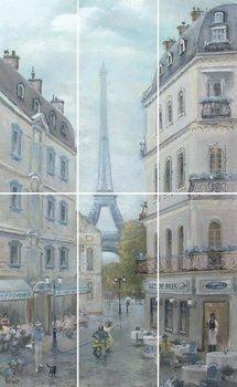 Панно Кантри Шик Париж-5470