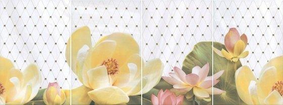 Панно Летний сад светлый - главное фото