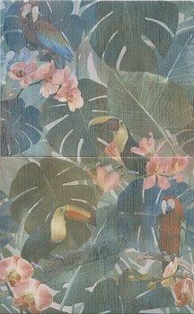 Панно Пальмовый лес-4636