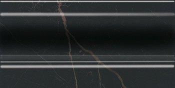 Плинтус Алькала черный-4348