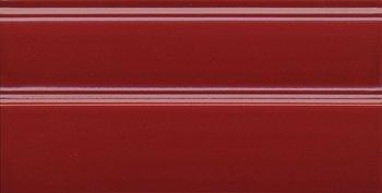 Плинтус Даниэли красный обрезной-5928