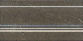Плинтус Эль-Реаль коричневый-4398