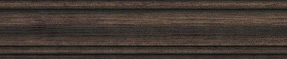 Плинтус Гранд Вуд  коричневый тёмный - главное фото