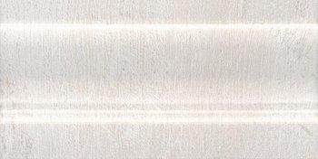 Плинтус Кантри Шик белый-5478