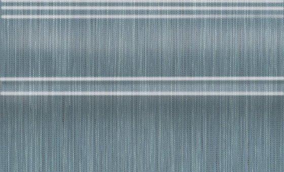 Плинтус Пальмовый лес синий - главное фото