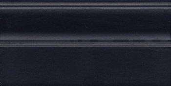 Плинтус Тропикаль чёрный обрезной-5311