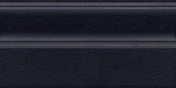 Плинтус Тропикаль чёрный обрезной - главное фото