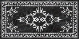 Риальто серый тёмный декорированный лаппатированный
