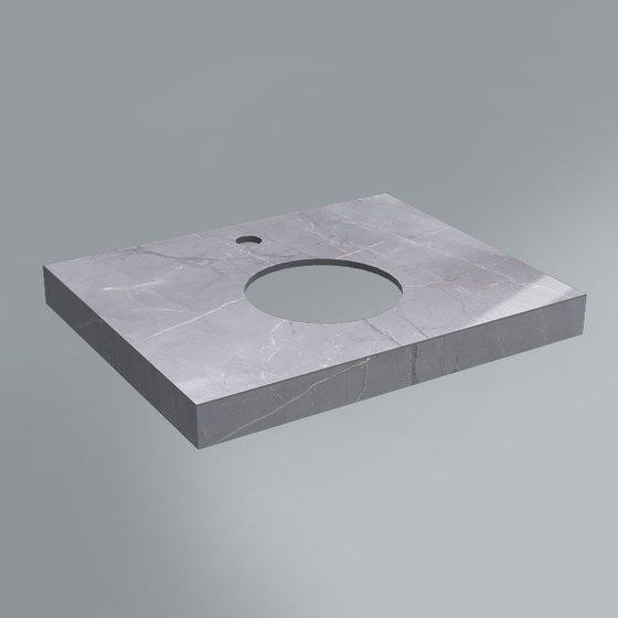 Спец. изделие декоративное Риальто серый лаппатированный - главное фото