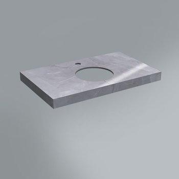 Спец. изделие декоративное Риальто серый лаппатированный-9373