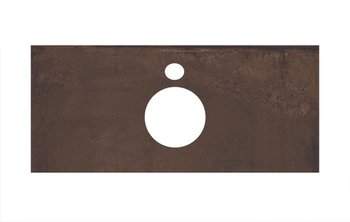 Спец. изделие декоративное для накладных раковин Про Феррум коричневый -9287