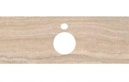 Спец.декоративное изделие для накладных раковин Риальто песочный, 48*120