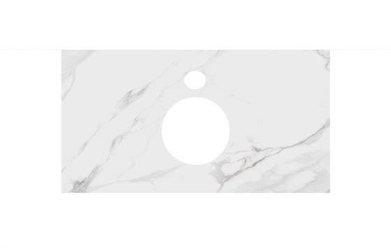 Спец. изделие декоративное для накладных раковин Монте Тиберио натуральный  - главное фото