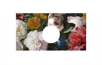 Спец.декоративное изделие для накладных раковин Парк Роз (Флауэрс)-9253