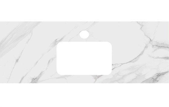 Спец.изделие декоративн.для раковин,встраив-х сверху Монте Тиберио натуральный - главное фото