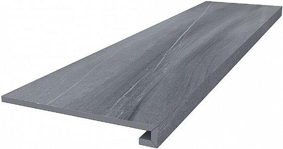 Ступень клееная Роверелла серый - главное фото