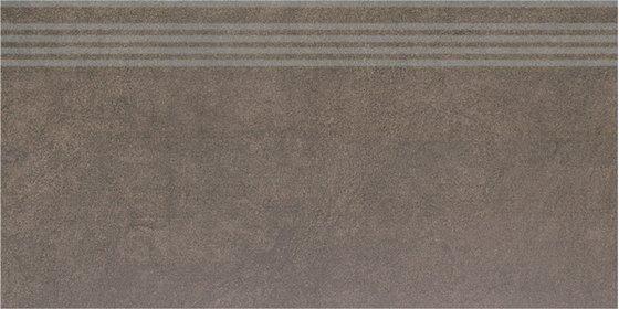 Ступень Королевская дорога коричневый обрезной - главное фото