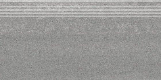 Ступень Про Дабл серый темный обрезной - главное фото
