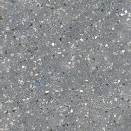 Терраццо серый тёмный обрезной