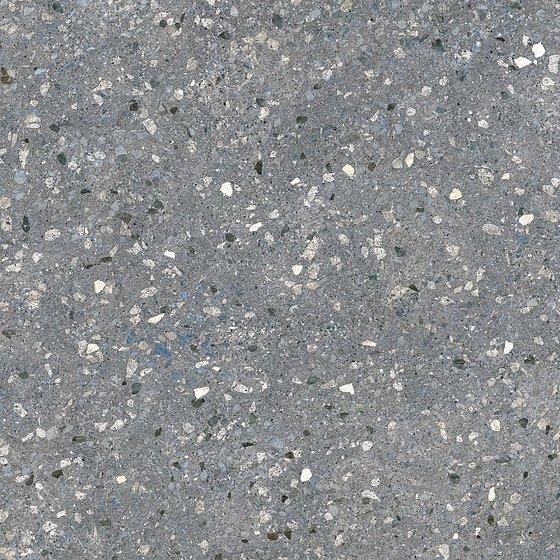 Терраццо серый тёмный обрезной - главное фото