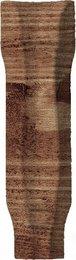 Угол внутренний Гранд Вуд коричневый