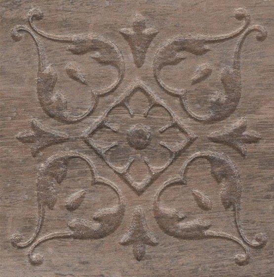 Вставка Браш Вуд коричневый тёмный - главное фото