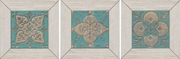 Вставка Меранти белый мозаичный