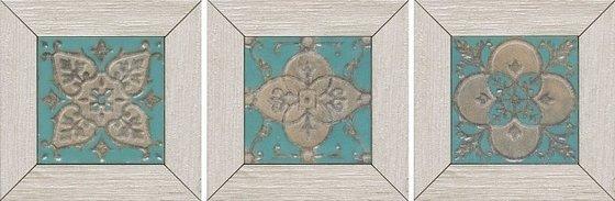 Вставка Меранти белый мозаичный - главное фото
